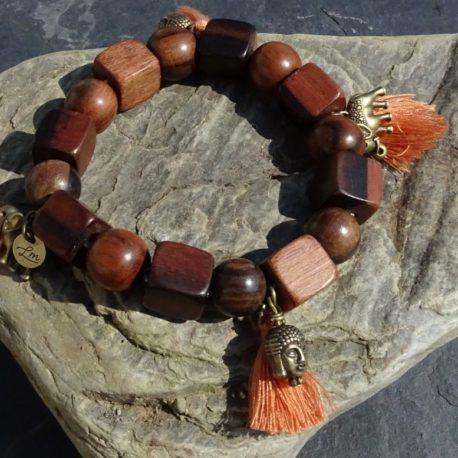 Bracelet bois de kamagong